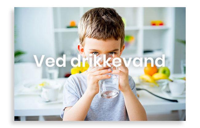 Fordele ved rent drikkevand